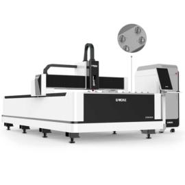 دستگاه لیزر فایبر GWeike مدل LF3015LN