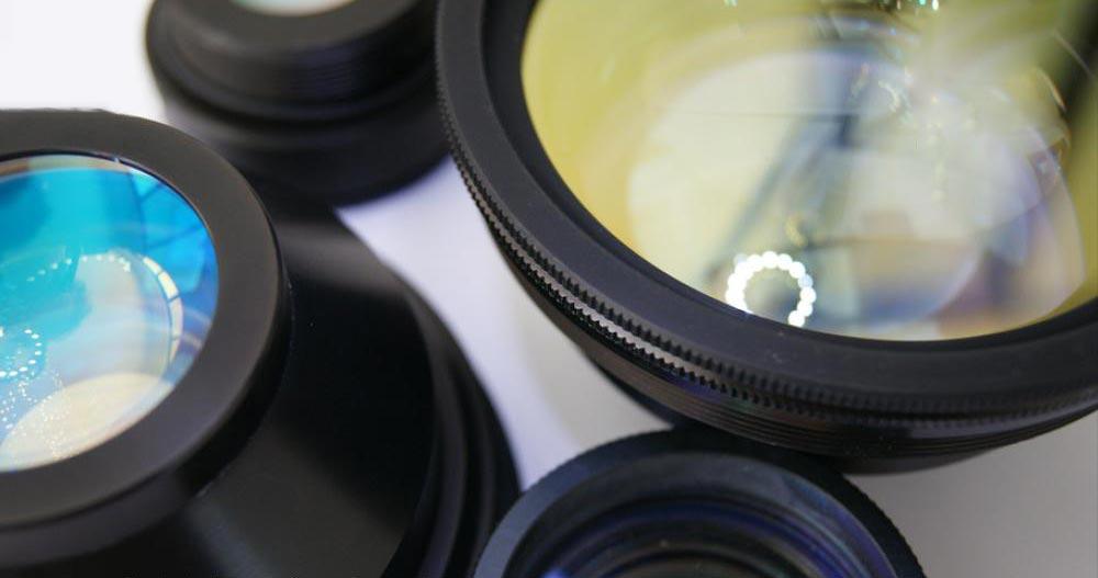 لنز اسکن دستگاه لیزر F-THETA