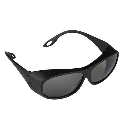 تصویر از روبه رو عینک محافظ لیزر UM10