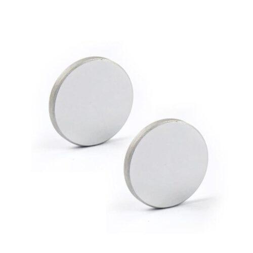 دو عدد آینه فلزی لیزر