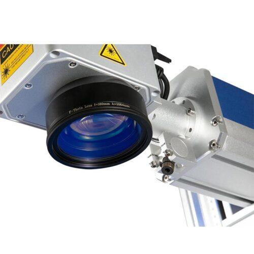 لنز اسکن دستگاه لیزر فایبر لایت
