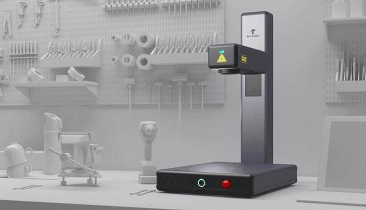 دستگاه لیزر فایبر رومیزی