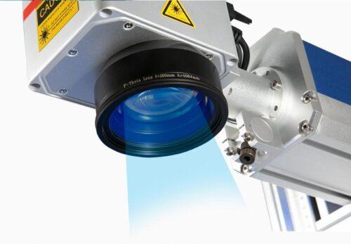 لنز دستگاه لیزر فایبر